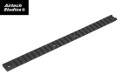 Airtech Studios Full Length 20mm Rail For AM-013 AEG (BK, 272mm)