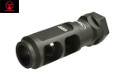 AMOEBA Metal Muzzle Brake Type A For AS-01 Spring Sniper Rifle