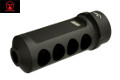 AMOEBA Metal Muzzle Brake Type C For AS-01 Spring Sniper Rifle
