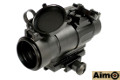AIMO CompM4 Red/Green Dot Sight (Black)