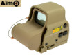 AIMO XPS3-2 Red/Green Recticle Holo Sight w/ QD Mount (DE)