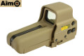 AIMO 558 Red/Green Recticle Holographic Sight w/ QD Mount (DE)
