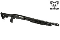 APS M870 Express Tactical MKII Shell Eject CO2 Shotgun (Black)