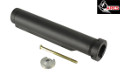ARES Metal 5 Position Stock Tube For M4 AEG Carbine / Rifle (BK)