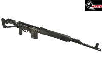 ARES Izhmash SVDS Dragunov Air Cocking Sniper Rifle (Black)
