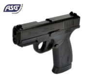 ASG BERSA BP9CC CO2 6mm Pistol (Black)