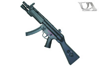 Classic Army MP5A4 AEG SMG w/ Forend Weaponlight (Black)