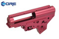 CORE CNC Aluminum 9mm Bearing Ver.2 Gearbox Shell (Red)