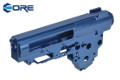 CORE CNC Aluminum 9mm Bearing Ver.3 Gearbox Shell (Blue)