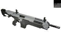 CSI Airsoft S.T.A.R. XR-5(FG-1504) AEG AMB Rifle (Grey)