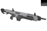 CSI Airsoft S.T.A.R. XR-5(FG-1505) AEG AMB Rifle (Grey)