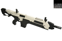 CSI Airsoft S.T.A.R. XR-5(FG-1506) AEG AMB Rifle (White)