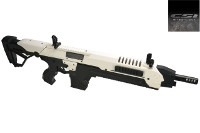 CSI Airsoft S.T.A.R. XR-5(FG-1507) AEG AMB Rifle (White)