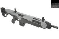 CSI Airsoft S.T.A.R. XR-5(FG-1508) AEG AMB Rifle (Grey)