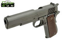 Cybergun Colt M1911A1 CO2 Blowback Pistol (Grey)