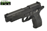 Cybergun P226 X-FIVE Competition CO2 Blowback Pistol (Black)