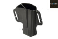 CYTAC Ambidextrous Holster For G19, 23, 32 Pistol (Black)