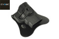 CYTAC Quick Draw Holster For M&P Bodyguard Pistol (Black)