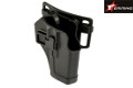EAIMING SERPA Right Quick Draw Holster For G17/22 Pistol (BK)