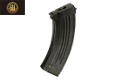E&L Steel Housing 120rds Magazine For AK-47/AKM AEG Rifle (BK)