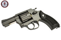 G&G G731 Swing Out DA CO2 Revolver (Black Frame, Black Grip)