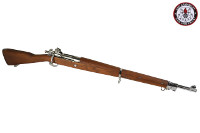 G&G Real Wood Drill Purpose M1903A3 CO2 Bolt Action Rifle (SV)