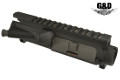 G&D Metal Upper Receiver For M4/M16 DTW AEG Rifle (Black)