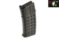 GHK 30 Rounds Gas Magazine For AUG GBB Bullpup Rifle (Black)