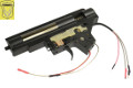 Golden Eagle Completed 7mm Gearbox V2 For SR-25 AEG (Rear Wire)