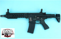 G&P Long version Gas Blowback-50 GBB Rifle (Black)