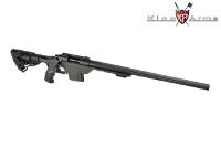 King Arms MDT LSS Gas Bolt Sniper (Black)