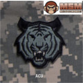 MSM Tiger Head 徽章 - ACU