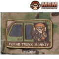 MSM Flying Trunk Monkey Patch - Multicam