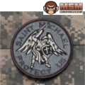 MSM Saint Michael Patch - ACU
