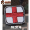 MSM Medic Square 1 inch Patch - Medical