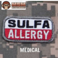 MSM Sulfa Allergy Patch - Medical