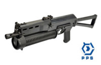 PPS PP-19 Bizon-2 Submachine AEG (Black)