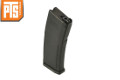 PTS 38 Rounds Gas Magazine For M4 / M16 / Masada GBB Rifle (BK)