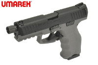 Umarex H&K Licensed VP9 GBB Pistol w/ 14mm CCW Barrel (Grey)