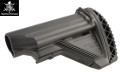 VFC HK E1 Retractable Stock For HK416 GBB Rifle (Black)