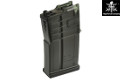 VFC 20 Rounds Gas Magazine For HK417 GBB Rifle (Black)