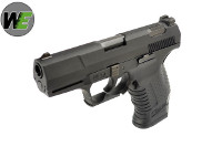 WE Metal Slide P99 GBB Pistol (Black)
