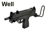 Well G295 M11A1 CO2 SMG (Black)