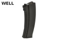 WELL 45 Rounds CO2 Magazine For WELL AK-74 GBB Rifle (BK)