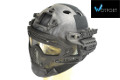 WOSport G4 System PJ Fast Helmet With Steel Mask (Typhoon)
