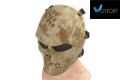 WOSport TPU Tactical Skull Full Face Mask (Nomad)