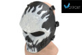 WOSport TPU Tactical Skull Full Face Mask (Will-o&#39-the-wisp)