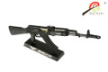 Xu Lun Metal 1:6 AK74 Model Gun (Black)