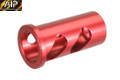 AIP CNC Al Recoil Spring Guide Plug For HI-CAPA 4.3 GBB (Red)
