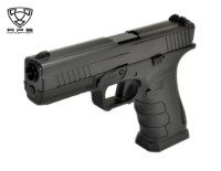 APS XTP Shark Metal Slide Gas GBB Pistol (Black)